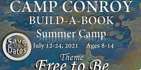 Camp Conroy 2021 (Summer Camp for Young Writers & Artists, ages 8-14) tickets