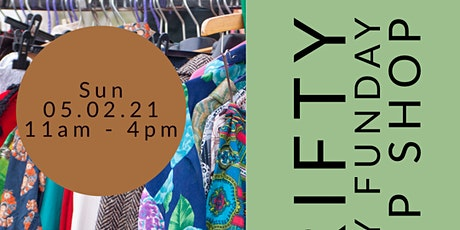 Thrifty Sunday Funday Pop Up Shop tickets