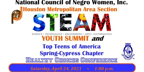NCNW Houston Metropolitan Area Section S.T.E.A.M. (Science Technology Engin tickets