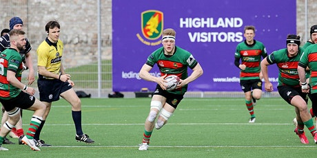 Highland Mini, Micro & Weeagles Rugby Training - Sun 25th April tickets