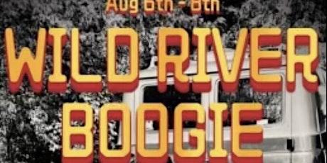 Wild River Boogie tickets
