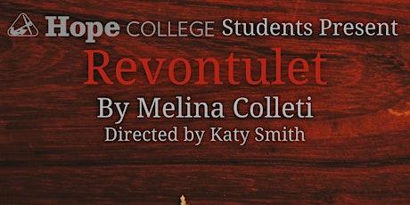 Revontulet (20 By 20 Fringe) tickets