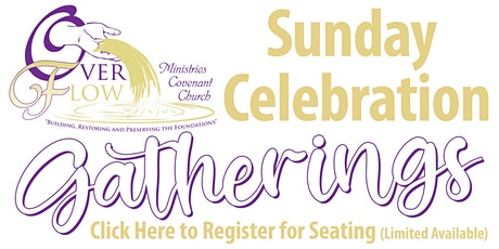 April 18, 2021 OMCC Sunday Morning Celebration tickets