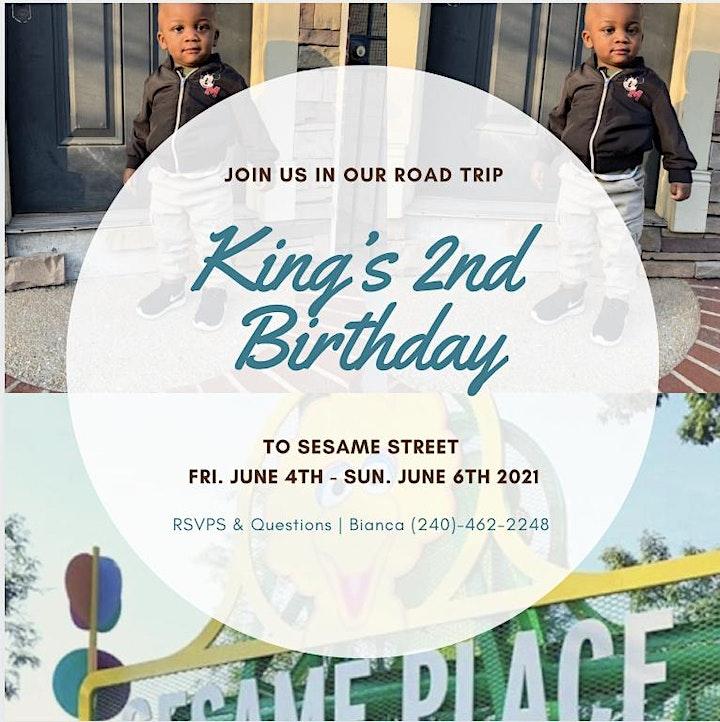 King's 2nd Birthday Trip image
