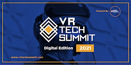 VR Tech Summit 2021 tickets