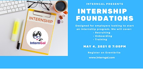 Internship Foundations tickets
