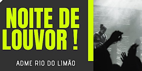 CULTO  DE DOMINGO | 18/04 | ADME RIO DO LIMAO ingressos