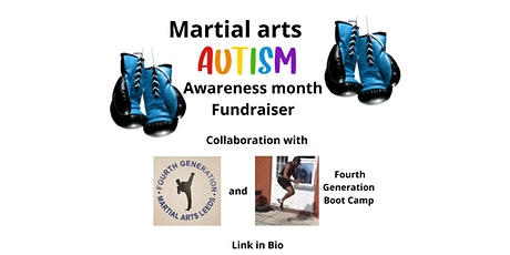Martial arts  Fundraiser for Autism tickets