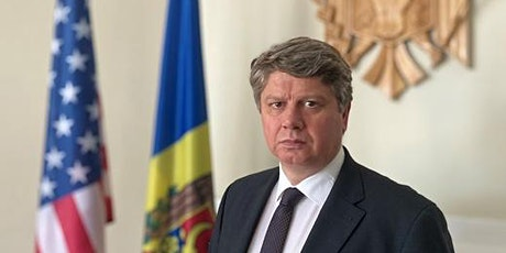 A Conversation with H.E. Eugen Caras, Moldova's Ambassador to the U.S. tickets