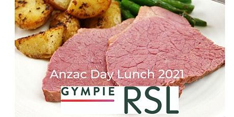 Lunch - Anzac Day 2021 tickets