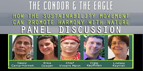 Panel:  How the Sustainability Movement Can  Promote Harmony with Nature tickets