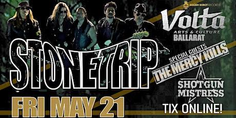 STONETRIP tickets