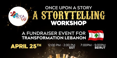 A Storytelling Workshop tickets