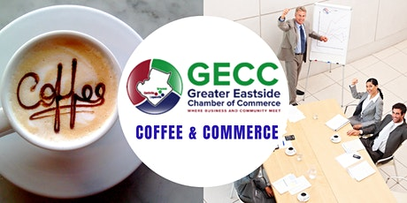 Greater Eastside Chamber Monthly Coffee & Commerce tickets