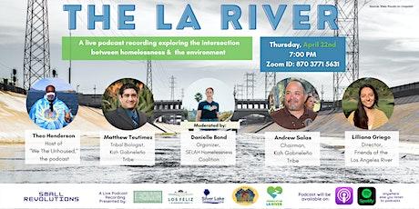 Small Revolutions Series:  The LA River tickets