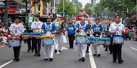 NZ Drumline Holiday Pop-Up Class tickets