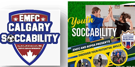 EMFC Soccability Open House tickets