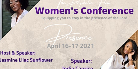 The Prophetic Flow Conference: Presence tickets