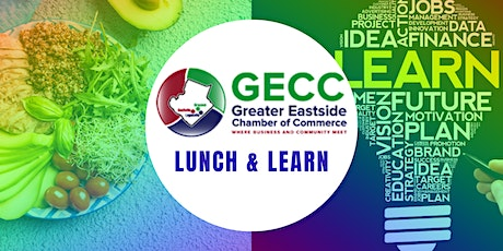 Greater Eastside Chamber Monthly Lunch & Learn tickets
