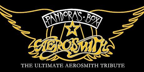Pandora's Box - The Ultimate Aerosmith Tribute tickets
