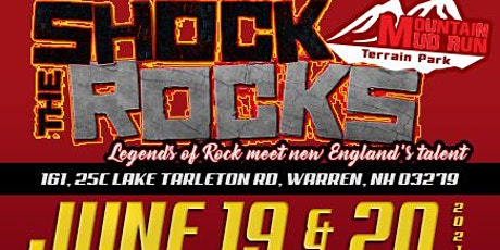 Shock the Rocks tickets