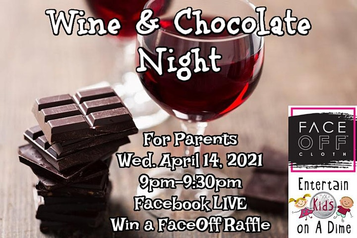 Wine & Chocolate Night For Parents image