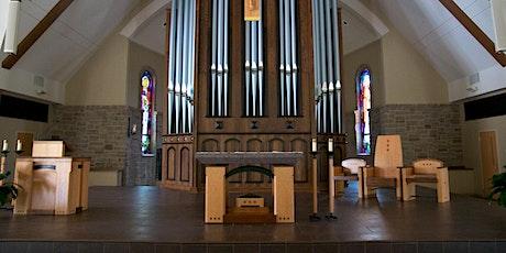 Sunday Mass (English)  9:00 AM on  April 18, 2021 tickets