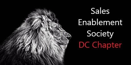 DC Sales Enablement Society April Chapter Meeting tickets