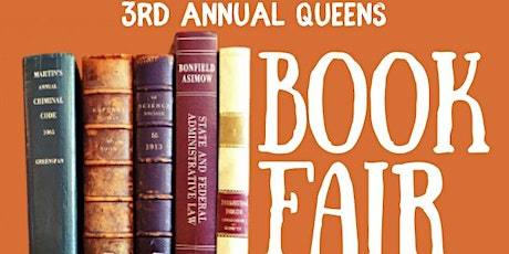 3rd Annual Queens Book Fair tickets