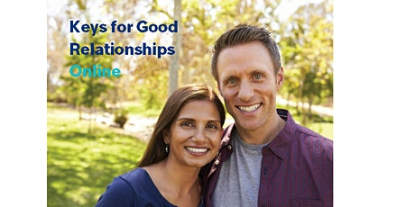 Keys To Good Relationships- Online Workshop tickets