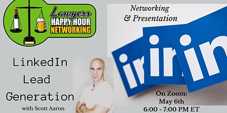 How Lawyers Generate Leads with LinkedIn! tickets