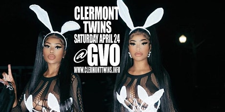 10 parties 1 night Hosted by The Clermont Twins tickets