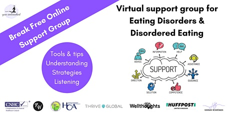 Eating Disorder & Disordered Eating Support Group tickets
