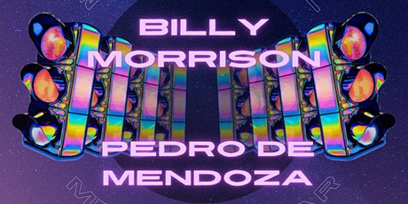Billy Morrison y Pedro de Mendoza entradas