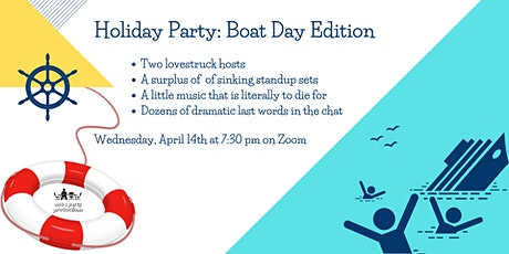 Holiday Party: Boat Edition tickets