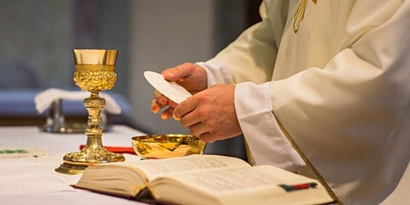 APR 18, 2021 * 01.00 PM * SUNDAY MASS - EASTER 03 tickets