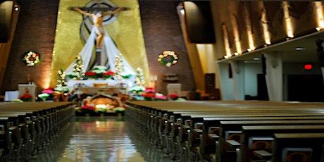 La Santa Misa - Domingo, 1 PM boletos