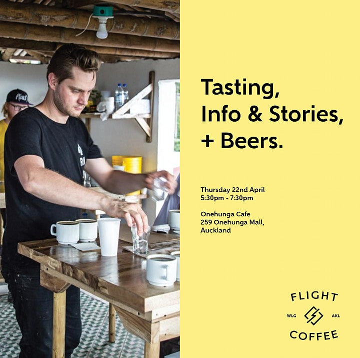 Flight Coffee - Tasting, Info, Stories, & Beers image