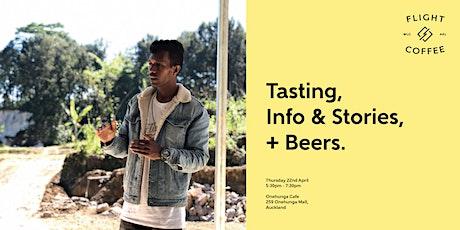 Flight Coffee - Tasting, Info, Stories, & Beers tickets