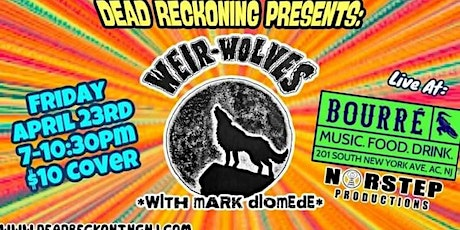 NorStep Presents: The Weir-Wolves tickets