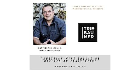 Austrian Wine Time Series: Günter & Regina Triebaumer, Triebaumer, Rust tickets