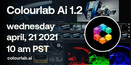 Colourlab Ai 1.2 Release Event tickets