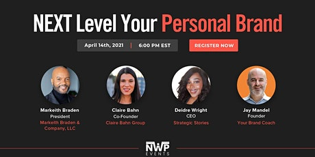 NEXT Level Your Personal Brand! tickets