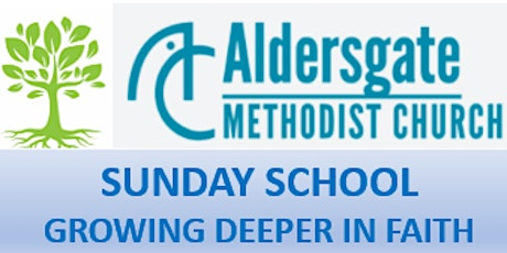 Aldersgate Methodist Church 1030am Sunday School (18 Apr 2021) tickets