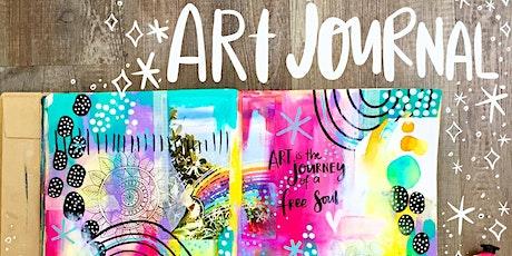 Art Journaling Workshop tickets