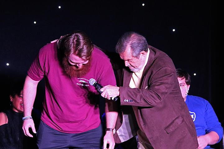 The Stoked Comedy Hypnosis Show Starring Terry Stokes image