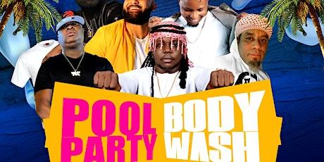 Bodywash / pool party tickets