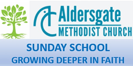 Aldersgate Methodist Church 1030am Sunday School (25 Apr 2021) tickets