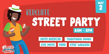 Redcliffe Markets Street Party tickets