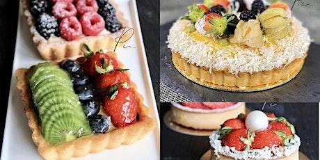 Tasty Tart Series -Yuzu & Chocolate Fillings tickets